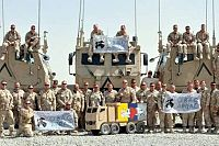 Banners in Afghanistan